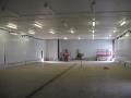 Warehouse conversion ready for equipment installation