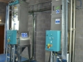 Lime batching plant installation