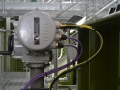 Automated actuated valve installation
