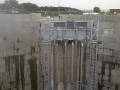 Storm Tank outlet s/s pipework - dirty water