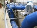 800mm ductile clean water pumping station