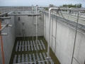 Aeration tank pipework fabrication and installation